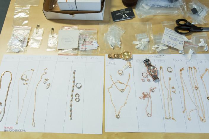Sieradenshoot voor Lucardi juwelier.