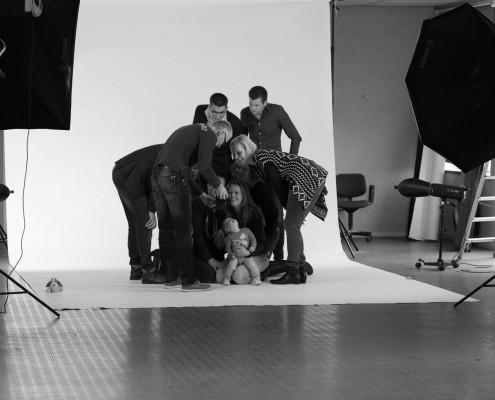 Famileshoot door fotograaf Ben Oudshoorn