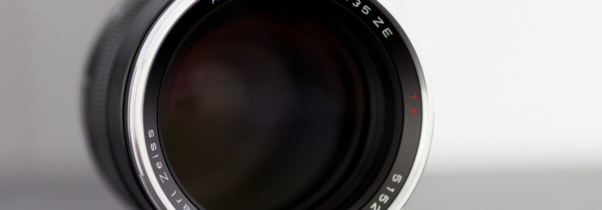 Review Carl Zeiss 135mm Tamron 45mm Samyang 14mm