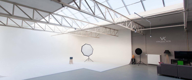 Onze foto- en filmstudio in beeld
