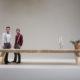 Jeursen design - backbone table